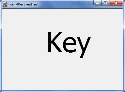 keytest